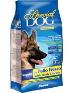 Special Dog Regular With Fresh Chicken Adult Dog Food 15 Kg