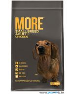 More Small Breed Adult Dog Food 2 Kg