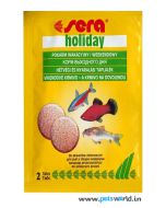 Sera Holiday Fish Food 2 Tabs