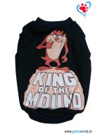 "DOG EEZ Winter Dog Tshirt ""KING OF THE MOUND"" 12 inches"