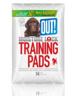 PetCare OUT Puppy Training Pads 14 Pads Small