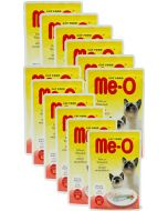 Meo Tuna and White Fish Gravy Cat Food 12 Pcs
