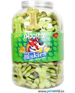 Choostix Real Vegetables Biskies 1 Kg