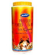 Venkys Pet Tick Guard Anti Tick Powder For Dog And Cat 100 gms