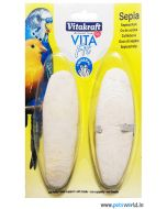 Vitakraft Vita Fit Cuttlebone Calcium Block For Birds