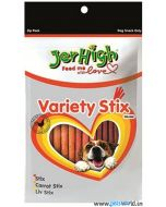 Jerhigh Dog Treats Variety Stix 200 gms