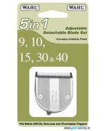 Wahl 5 In 1 Replacement Blade for Bravura & Chromado Dog Clippers