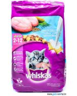 Whiskas Junior Ocean Fish with Milk 1.1 Kg
