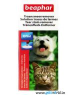 Beaphar Oftal Tear Stain Remover For Dogs and Cats 50 ml