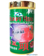 Ocean Free XO Humpy Head Fish Food Increase Head Growth And Shape 400 gms (1100 ml)