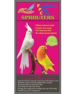 Feathers Pets care Sprouters For Cockatiel, African Love Birds 250 gms