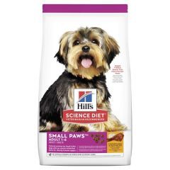 Science Diet Canine Adult Small Paws™ Chicken 1.50 Kgs