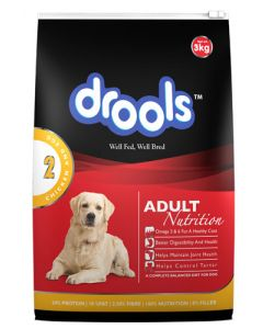 DROOLS Daily Nutrition Adult Chicken And Egg 15kg