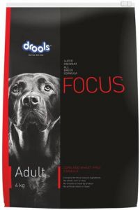Drools Focus Adult Dog Food 4 Kg