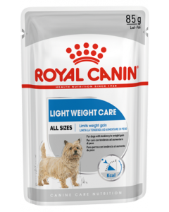 Royal Canin Light Weight Care Gravy Dog Food 1.02 Kg