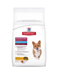 Hills Science Diet Chicken and Barley Adult Small Breed Dog Food 2 Kg