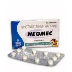 INTAS Neomec 10 Mg 10 Tab Large