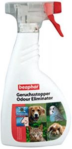Beaphar Odour Eliminator Spray 400 ml