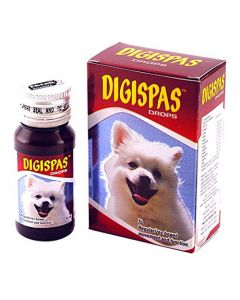 All4Pets Digispas Digestive Drops For Dog And Cat 30 ml