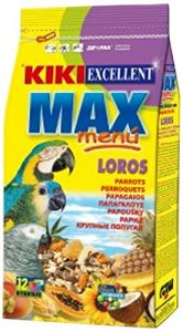 Kiki  Parrot and Parakeets bird food 2 Kg