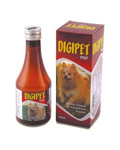All4Pets Digipet Syrup for Dog Digestion 200 ml