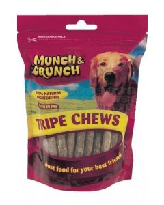 Munch & Crunch Tripe Chews