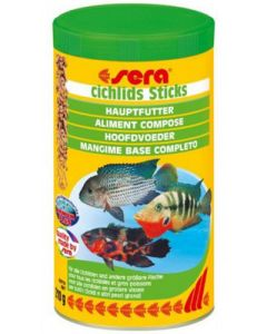 Sera Cichlid Sticks Staple Fish Food 210 gms