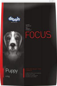 Drools Focus Puppy Dog Food 4 Kg