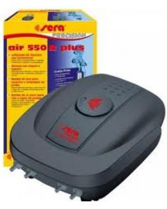 Sera Air  550 R Plus Fish Aquarium Air Pump
