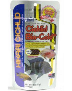 Hikari Cichlid BioGold Plus Fish Food 57 gms