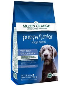 Arden Grange Puppy Junior Large Breed Dog Food 2 Kg