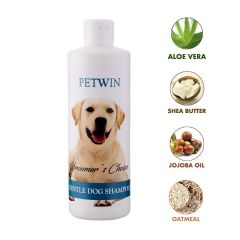 PETWIN Pw Gentle Puppy Shampoo 200 Ml