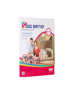 Savic Dog Barrier Door - Height 75 cm (30 inch)