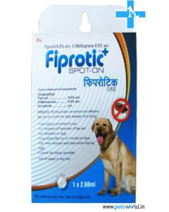All4Pets Fiprotic Plus Spot On For Dogs 20 to 40 Kg