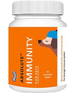 DROOLS Absolute Immunity Tablet 50 Pcs