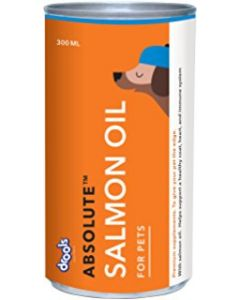 DROOLS Absolute Salmon Oil Syrup 150 ml