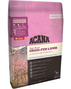 Acana Grass Fed Lamb Dog Food 2 Kg