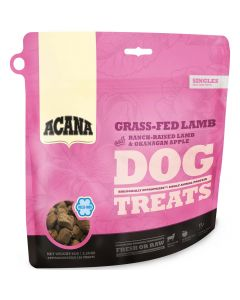 Acana Grass Fed Lamb Dog Treats 92 Gm