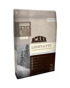 Acana Light & Fit Dog Food 11.4 Kg
