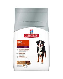 Hill's Science Diet Adult Lamb & Rice Large Breed Dog Food 15 Kgs