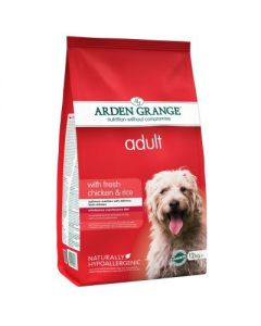 Arden Grange Adult Dog Chicken and Rice 12 Kg
