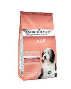Arden Grange Adult Dog Salmon and Rice 2 Kg