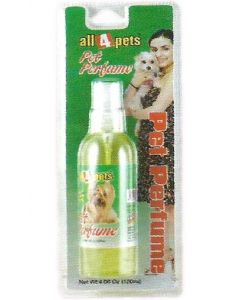 All4Pets Pet Perfume Aloe Flavor 120 ml