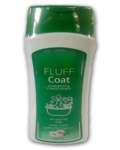 All4Pets Fluff Coat Shampoo & Conditioner for Long Coat Dogs 200 ml