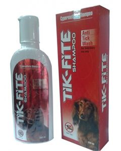 All4Pets Tikfite Shampoo 200 Ml