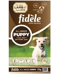 FIDELE Puppy Lamb & Rice 10 Kg