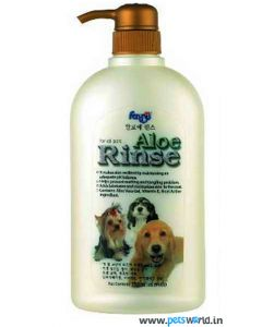 Forbis Dog Conditioner Aloe Rinse 750 ml