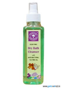 Aromatree Dry Bath Cleanser Spray For Dogs And Cats 240 ml