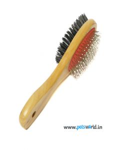 Petsworld Premium Double Sided Grooming Brush (M)