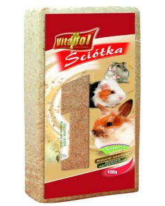 Vitapol Natural Sawdust For Rodents And Rabbit 4100 gm